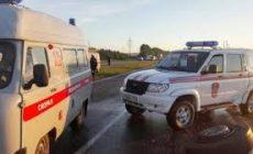 9 пострадавших после ДТП в Татарстане остаются в больнице