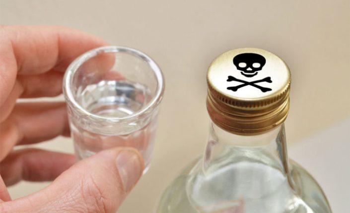 Задержаны производители суррогатного алкоголя
